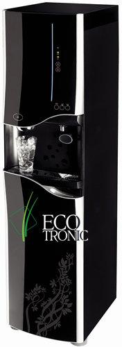 Пурифайер для воды напольный Ecotronic V80-R4LZ black