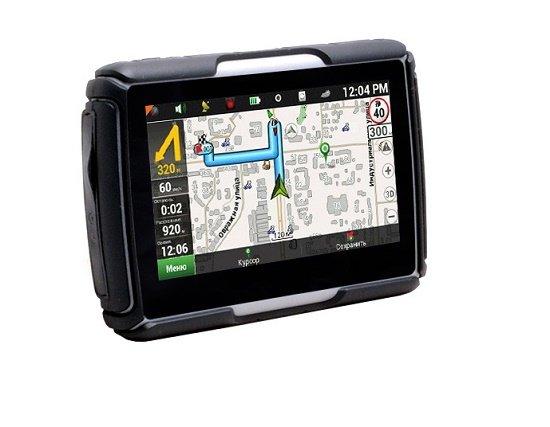 Avis DRC043G навигатор для мотоцикла с экраном 4.3