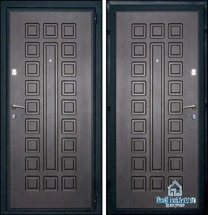 Дверь входная СМ-5 (СМ-5 Венге)
