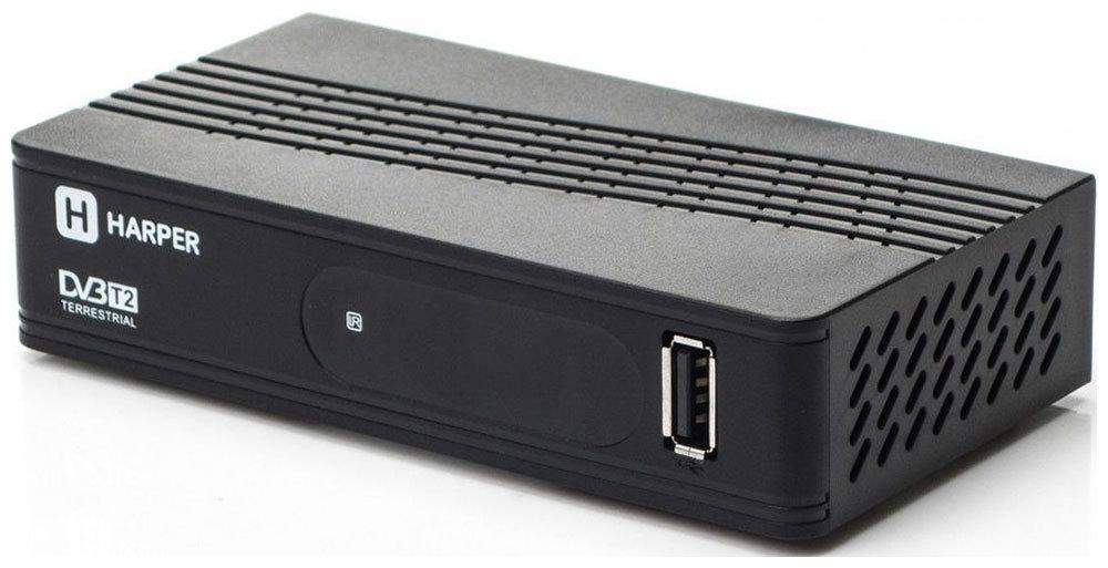 Цифровой телевизионный ресивер Harper HDT2-1202
