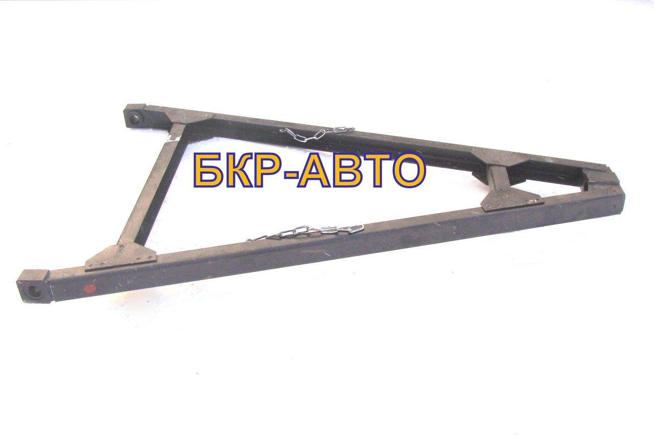 Дышло прицепа сзап 8355-2707010