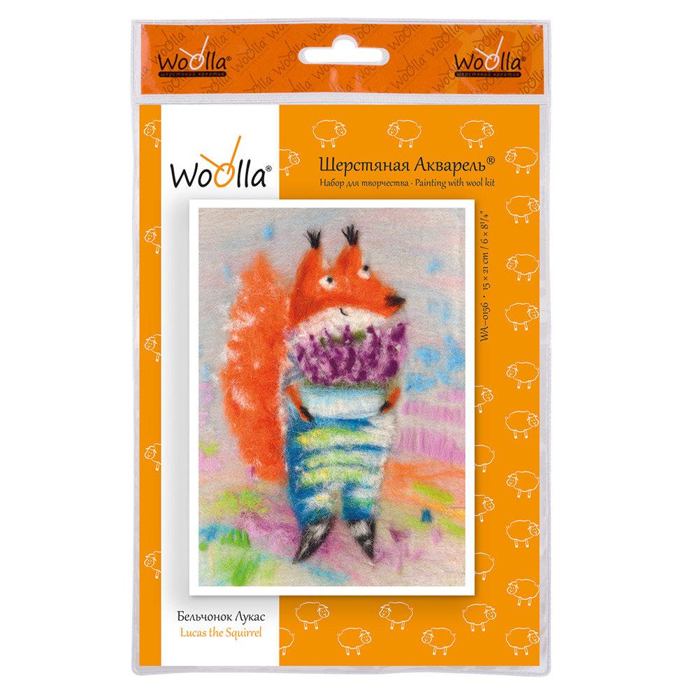 Шерсть Woolla WA-0156
