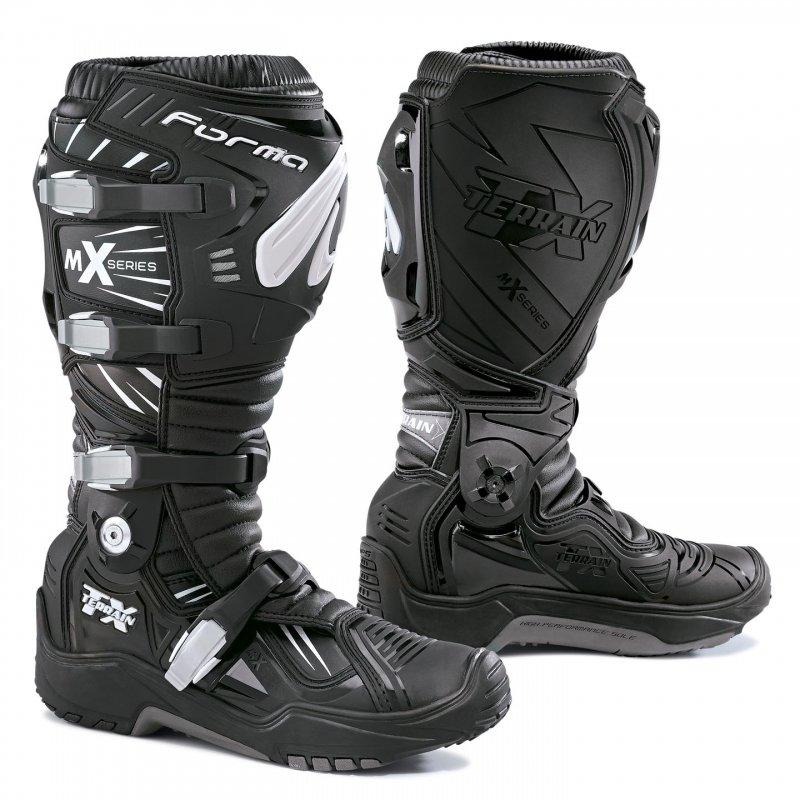 Ботинки FORMA TERRAIN TX HPS BLACK (40) (Артикул: 82942)