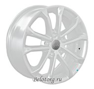 Диск Replica A71 6.5x16/5x112 D57.1 ET33 White - фото 1