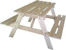 Детский стол Paremo Детский стол-пикник из дерева