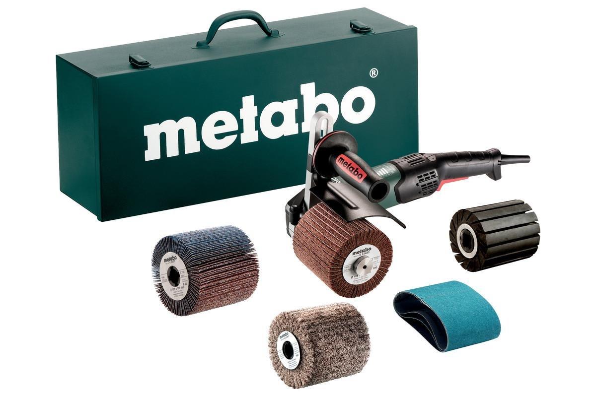 Машинка шлифовальная щеточная Metabo Se 17-200 rt (602259500)