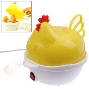 Нинбо Электрическая яйцеварка в форме курицы