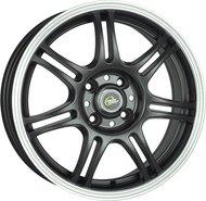 Колесный диск CROSS STREET Y4601 6x15/5x105 D56.6 ET39 Черный - фото 1