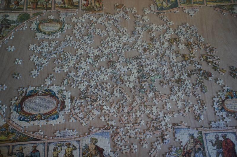 Пазл Step puzzle СуперКрылья Puzzle 2000 шт.