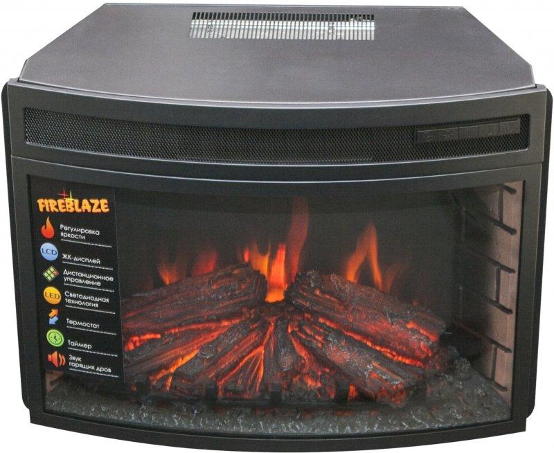 Электроочаг REALFLAME Real-flame FireField 25 S IR