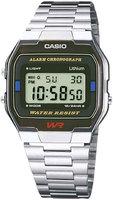 Японские наручные часы Casio Collection A-163WA-1