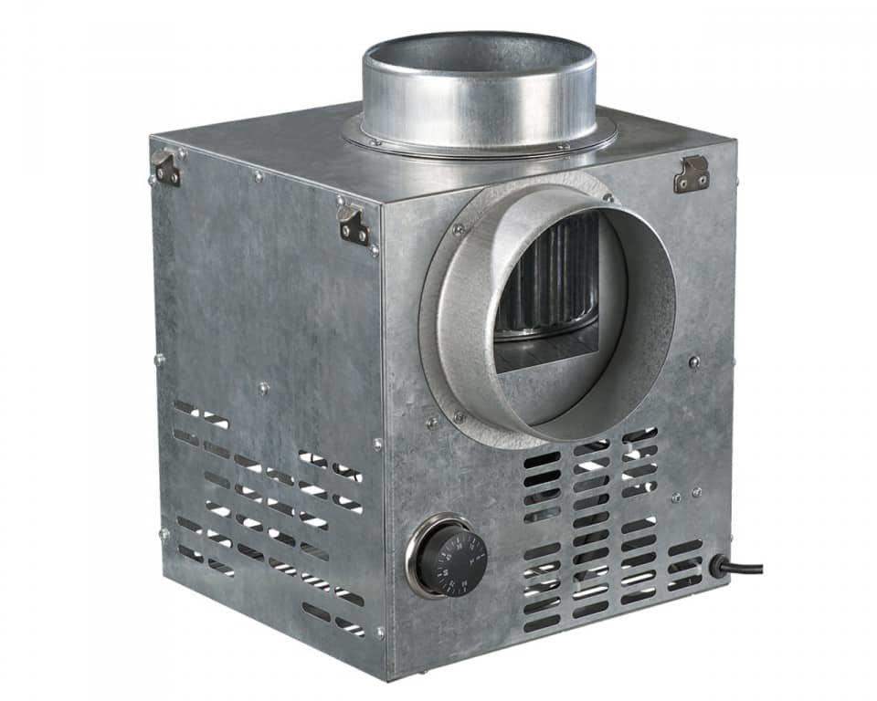 Вентилятор центробежный каминный вентс КАМ 150