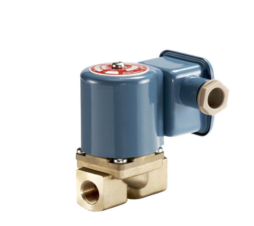 Клапан электромагнитный ВН2Н-2КЕ