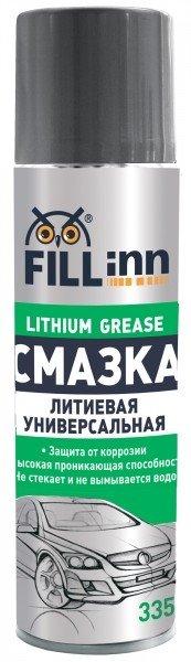 Смазка литиевая FILL INN FL026, 335 мл