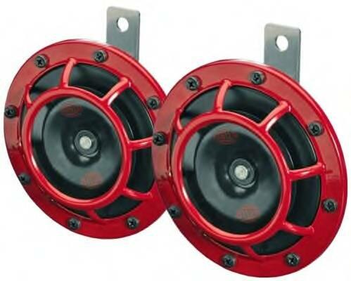 Звуковой сигнал - автомобиля - 12v behr-hella 3AG003399801
