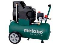 Компрессор автомобильный Metabo Basic 250-24 W OF (1.5 кВт)