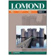Фотобумага Lomond 0102001 матовая односторонняя a4. 90г/м2. 100л
