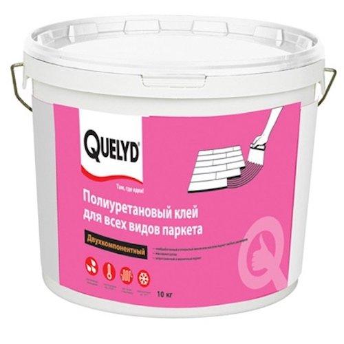 Клей QUELYD Parquet PU 2K / 10 кг