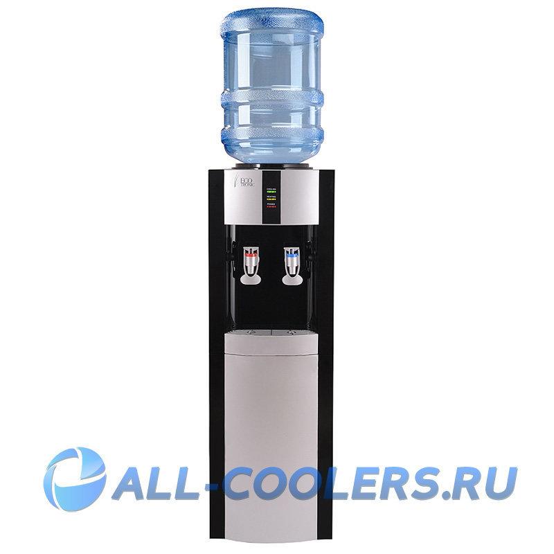 Кулер для воды напольный Ecotronic H1-LE Black