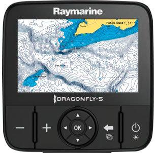 Эхолот/Картплоттер Raymarine E70293 Dragonfly 5 pro