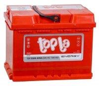 Аккумулятор автомобильный Topla Energy 60 А/ч 600 А обр. пол. 108060 Евро авто (242x175x190)