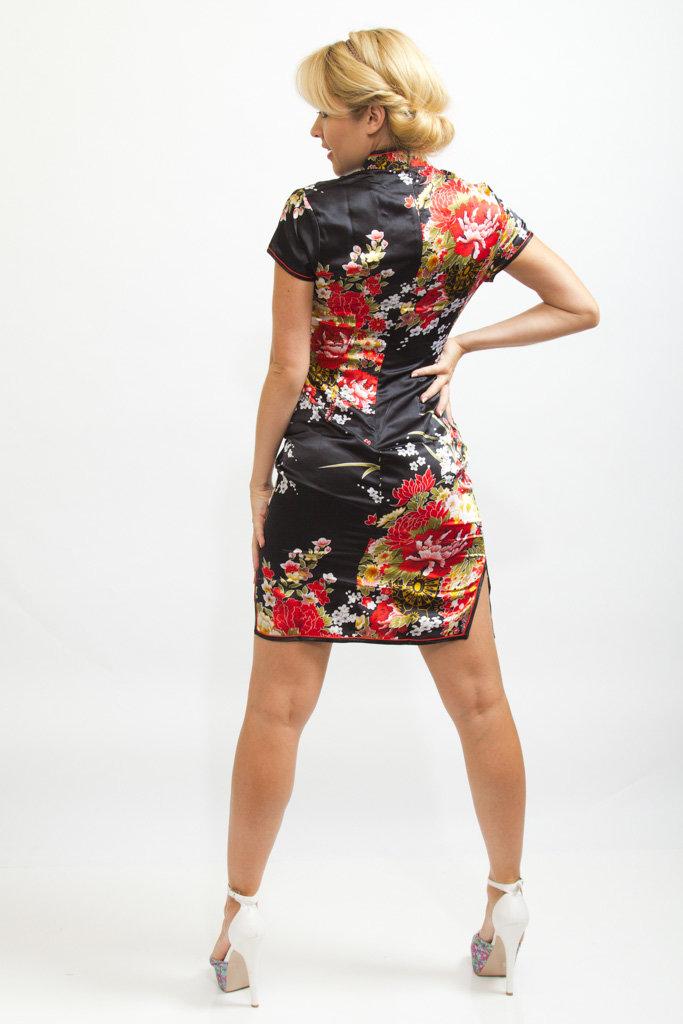 Ципао Женское Платье Купить