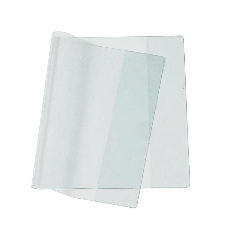 Обложка для тетрадей набор 10 шт ПЭВД 80 микрон