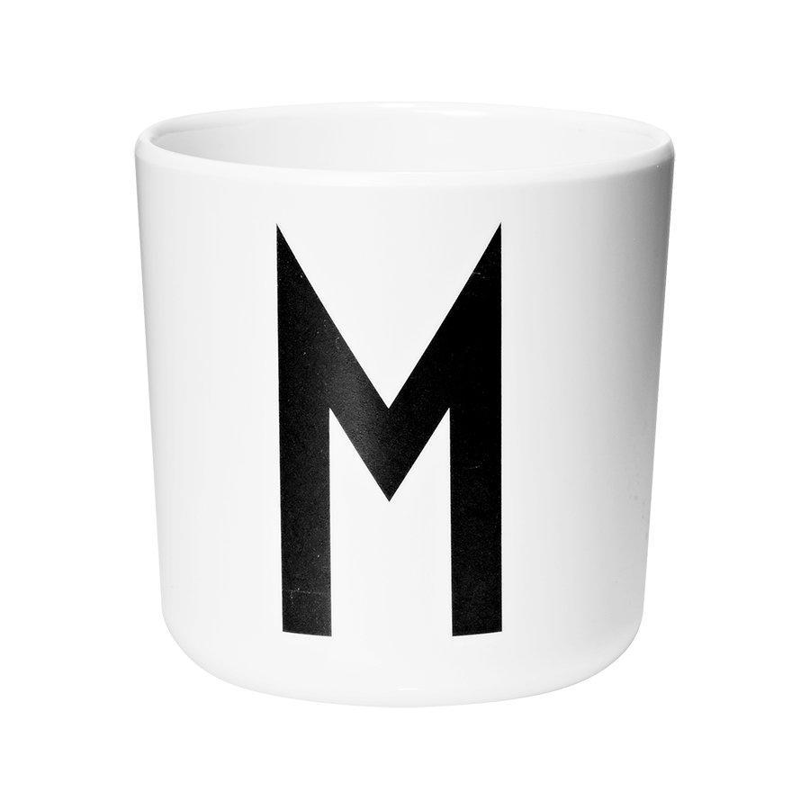 Фарфоровая чашка M Design Letters