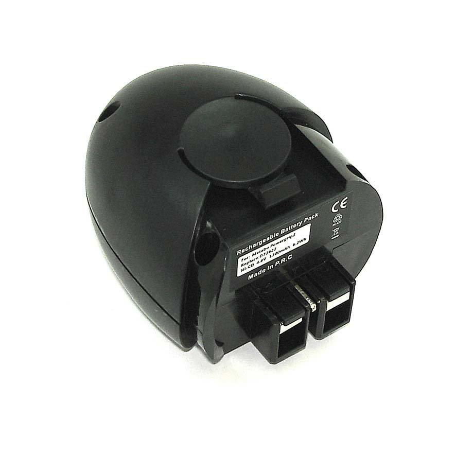 Аккумулятор для METABO (p/n: 6.31858, 6.27270, 6.27271, 6.27273), 1.3Ah 4.8V