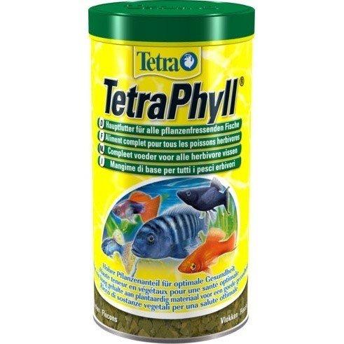 Растительный корм для рыбок