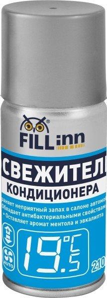 Очиститель кондиционера FILL INN FL065, 210 мл.