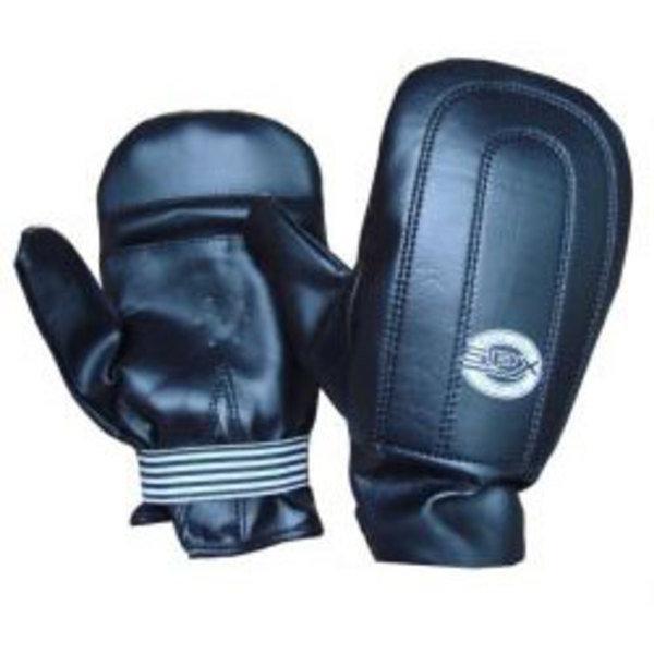 Перчатки снарядные SPX 3010, черный, XL, тренировочный, искусственная кожа
