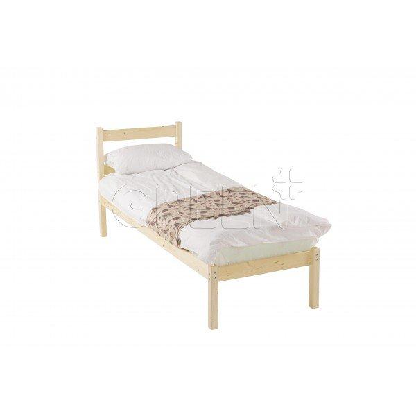 Односпальная одноярусная кровать 80х190