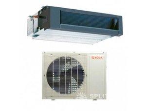 Канальный кондиционер RODA RS-DT48BB/RU-48BB1