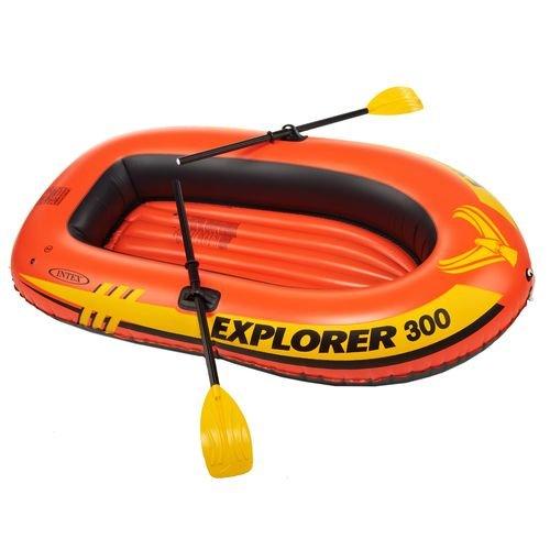 Лодка Intex Explorer 300 58332