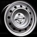 Диски Trebl X40001 6x16 4x100 ET52 ЦО54.1 цвет Silver - фото 1
