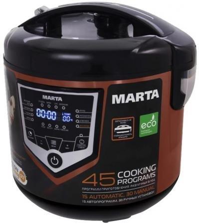 Мультиварка Marta MT-4301 860 Вт 5 л темный янтарь