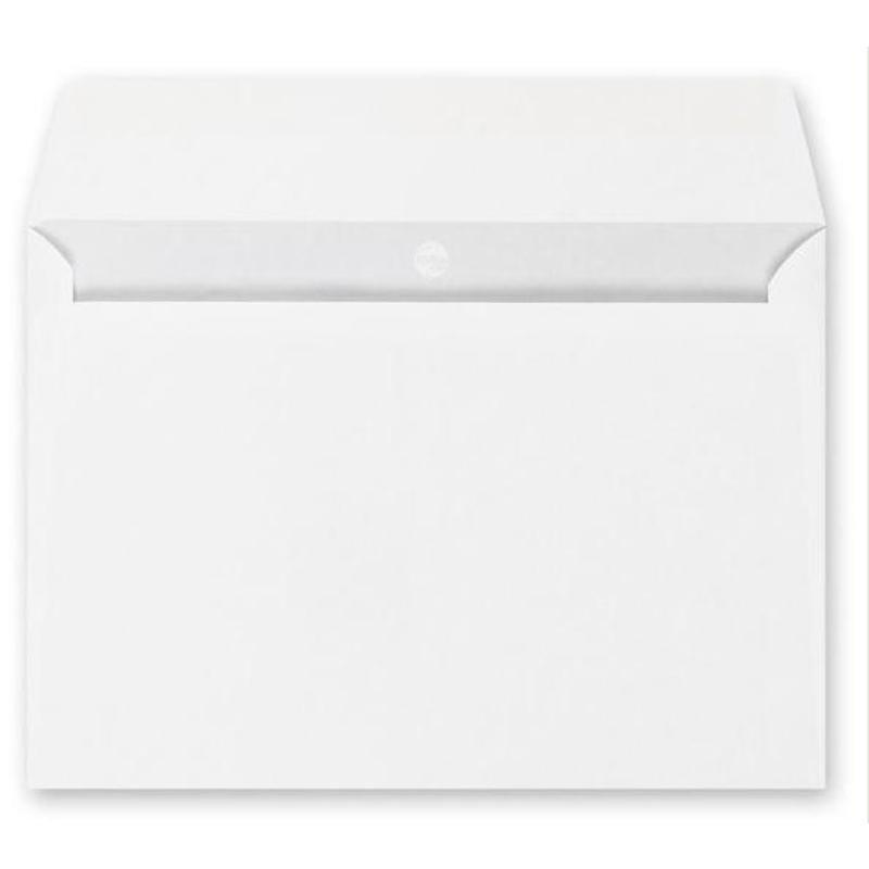 Конверт почтовый OfficePost C4 (229x324 мм) белый с клеем (250 штук в упаковке)