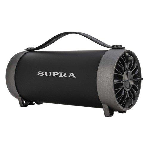 Аудиомагнитола SUPRA BTS-490, черный