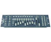 CHAUVET-DJ Obey 40 компактный универсальный контроллер на 12 приборов по 16 каналов.