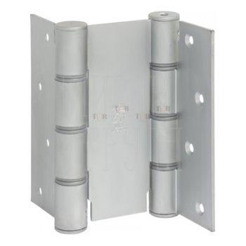Aldeghi Luigi Дверная петля пружинная двусторонняя Aldeghi 155x40 Code-87 155-40 матовый хром