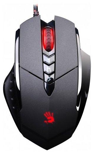 Мышь A4Tech Bloody V7 game mouse Black USB
