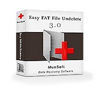 Easy FAT File Undelete 3.0