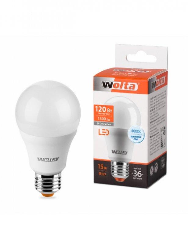 Энергосберегающие лампы wolta