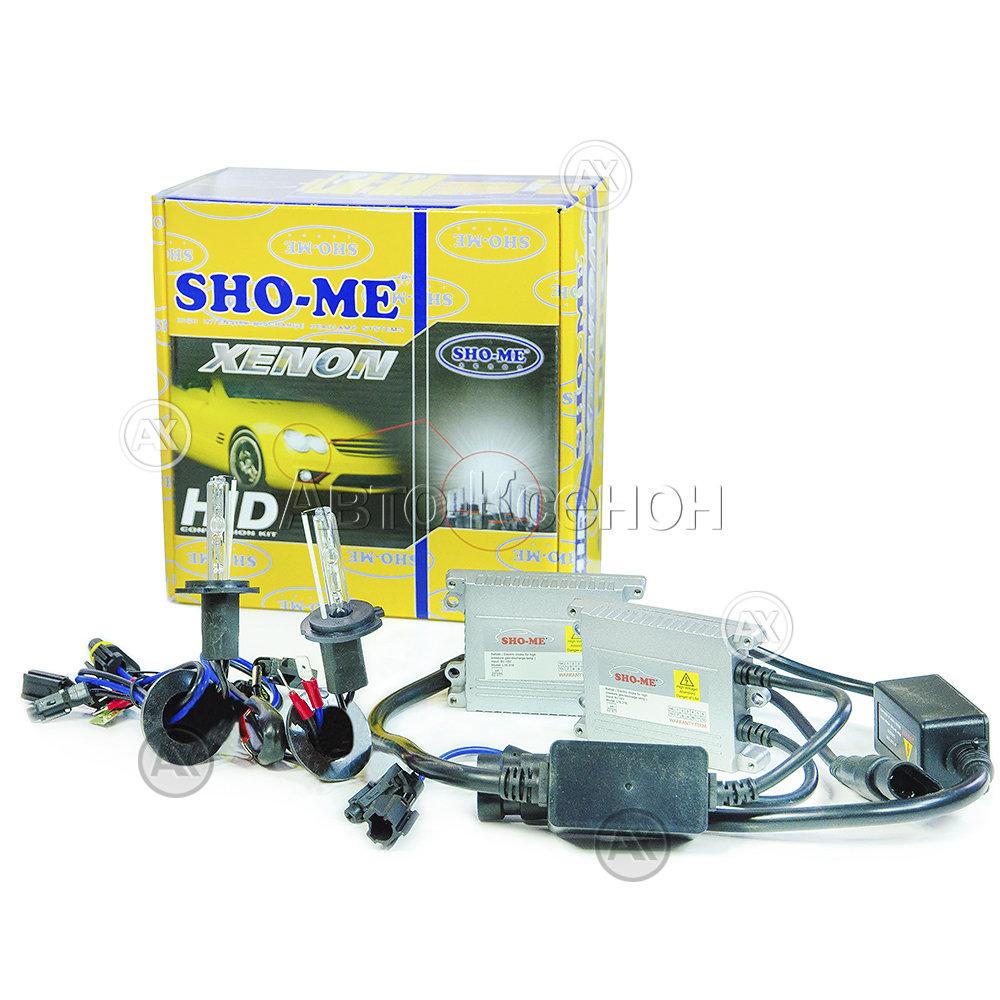 Ксенон Sho-Me Super Slim (9-16) H7 (6000K)