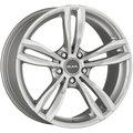 Колесный диск MAK LUFT Silver 8.5xR19 ET25 5*112 D66.6 - фото 1