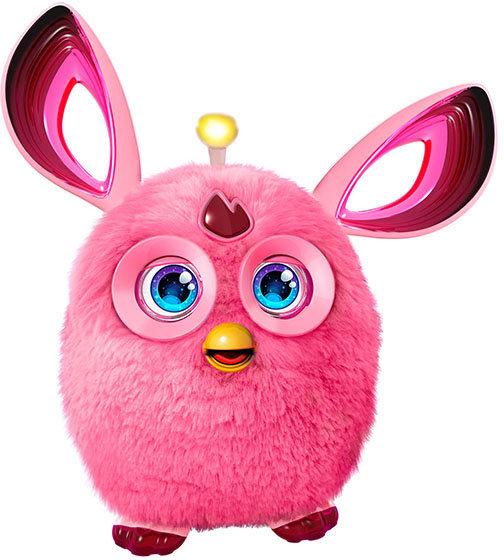 Интерактивная игрушка Hasbro Furby B6083 Коннект Яркие цвета