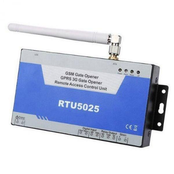 GSM модуль управления шлагбаумом и воротами «RTU5025»