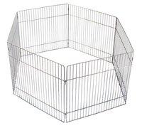 Вольер металлический 6-секций, (50хh40, 6шт), Данко ВС/комл