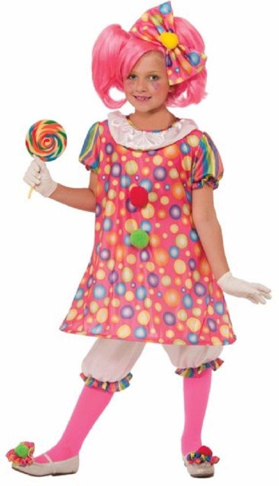 Карнавальный костюм для детей Forum Novelties сладкая Клоунесса детский, L (12-14 лет)